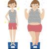 太ってる女性と痩せてる女性、男はどっちが好きなの?男が好む体型とは!