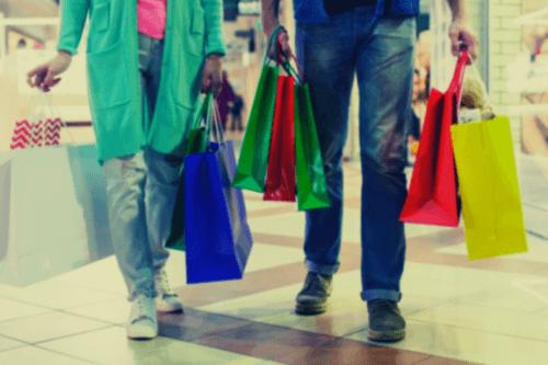 奥手男子とのデートコース:ショッピングモール