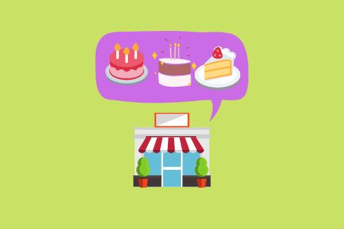 とある街のケーキ屋さん